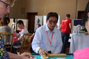 第1回リーチ麻雀世界選手権レポート ケネス徳田/プロ雀士コラム/日本プロ麻雀連盟